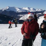 Christmas ski holiday