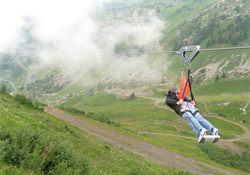 The fantasticable in Chatel