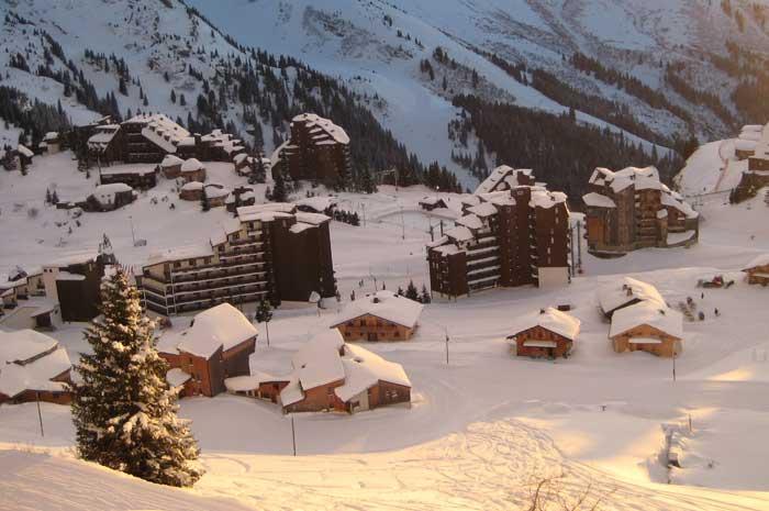Pure Mountain Holidays Portes du Soleil Ski Area