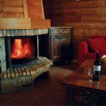 Chalet Forestiere livingroom
