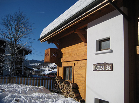 Chalet Forestiere